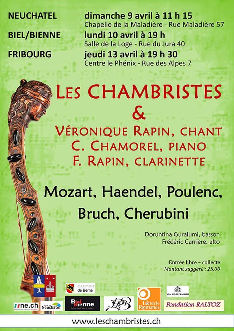 Christian Chamorel, pianist