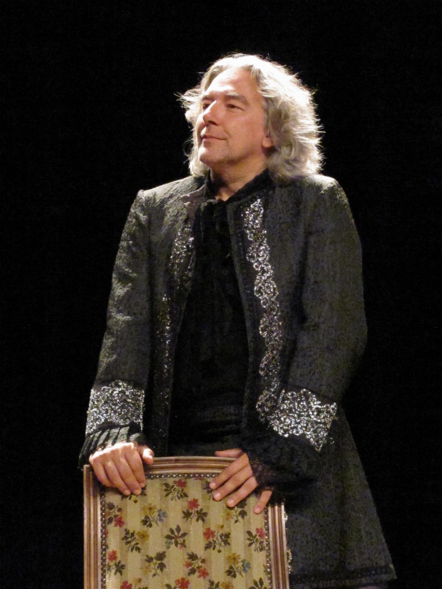 Alain Carré, acteur