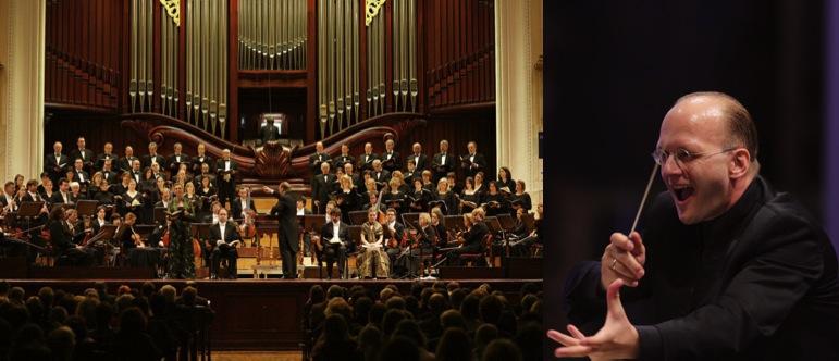 Münchener Bach Chor mit Hansjörg Albrecht, Leitung