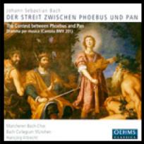 Bach Chor cd1