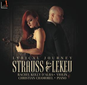 Christian Chamorel, Klavier und Rachel Kolly d'Alba, Violine