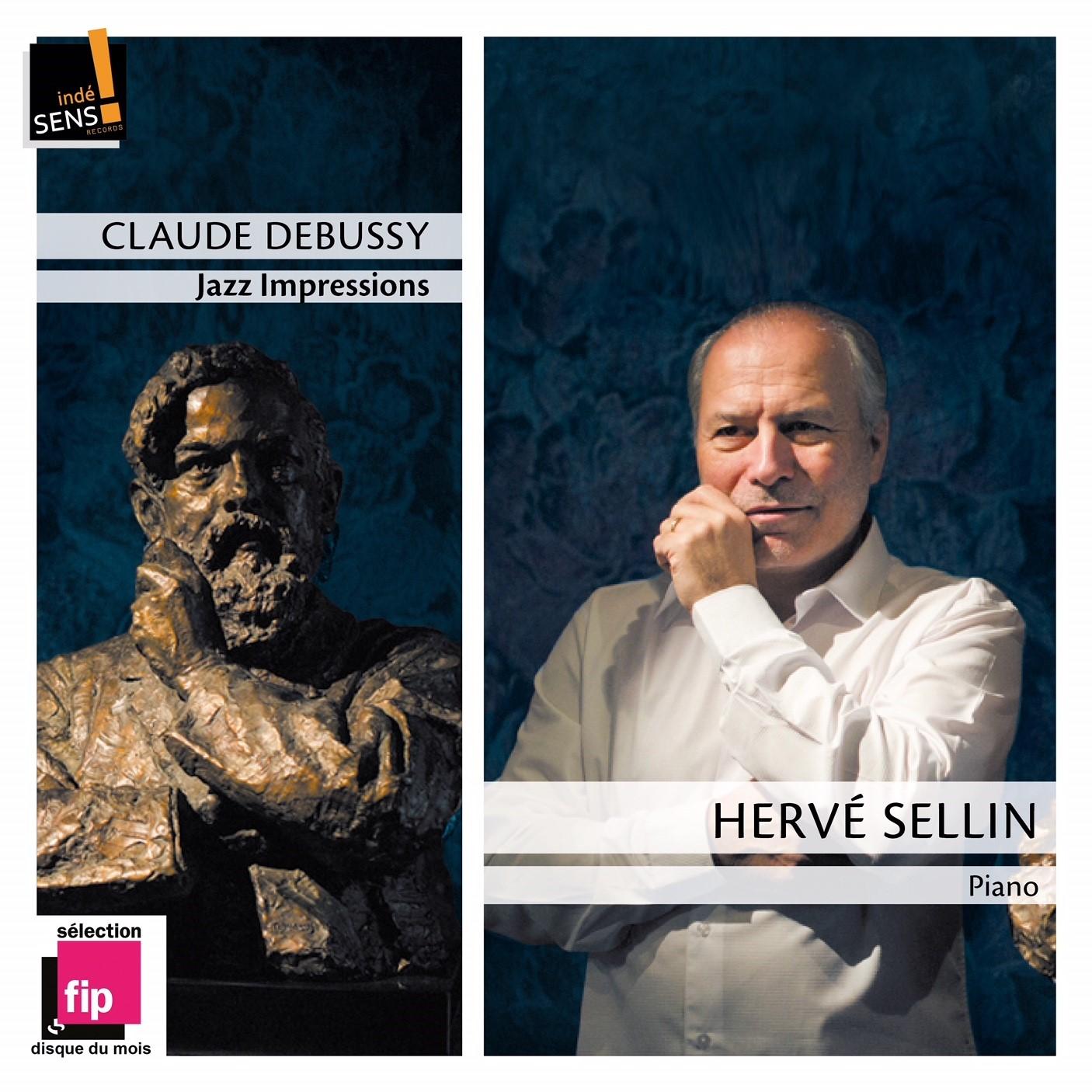 Hervé Sellin, piano