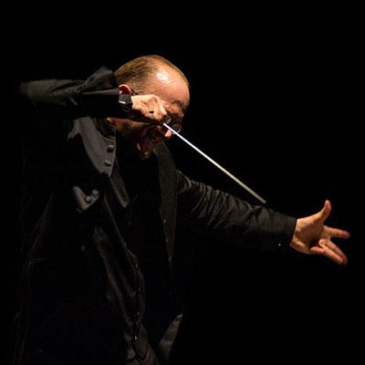 Hansjörg Albrecht, organiste et chef d'orchestre