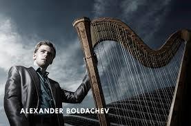 Alexander Boldachev, Harfenspieler