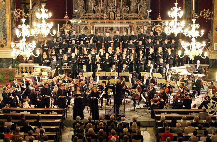 Choeur de Bach de Munich