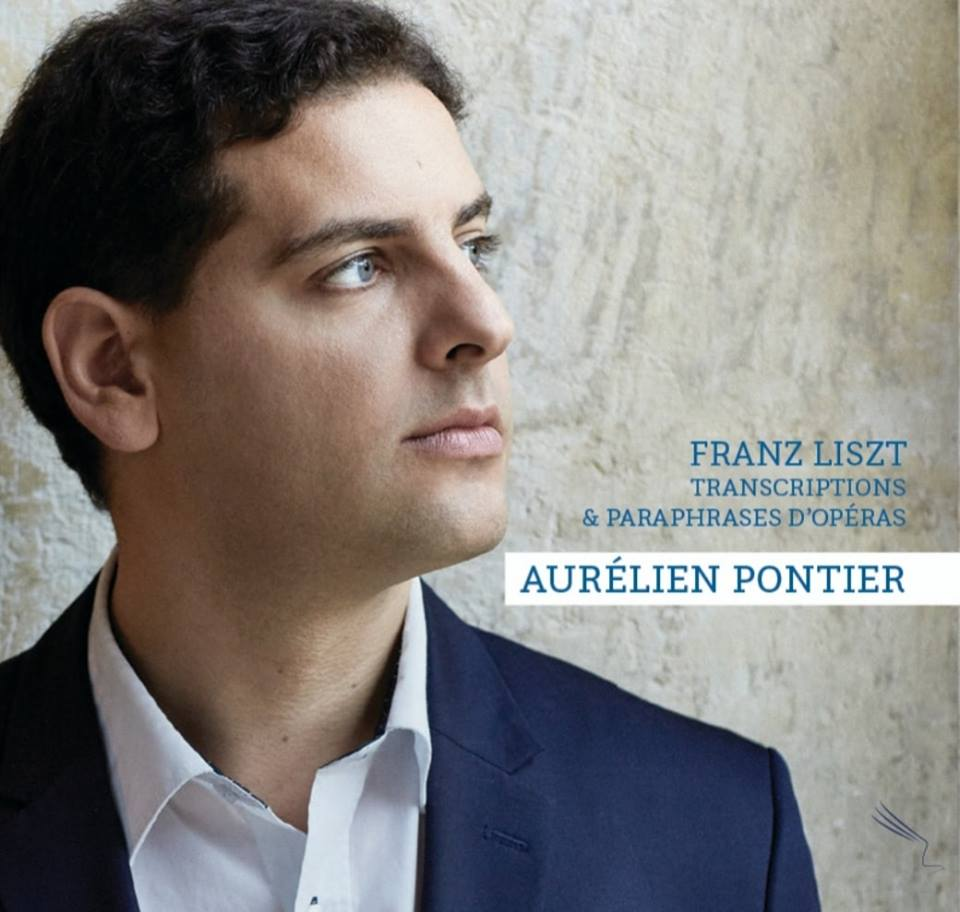 Aurélien Pontier, piano