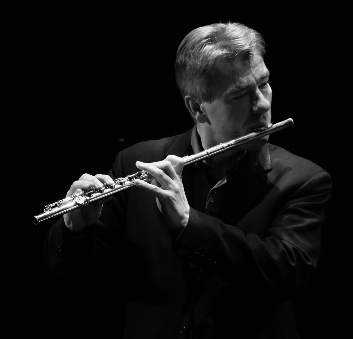 Franck Masquelier, Flutiste