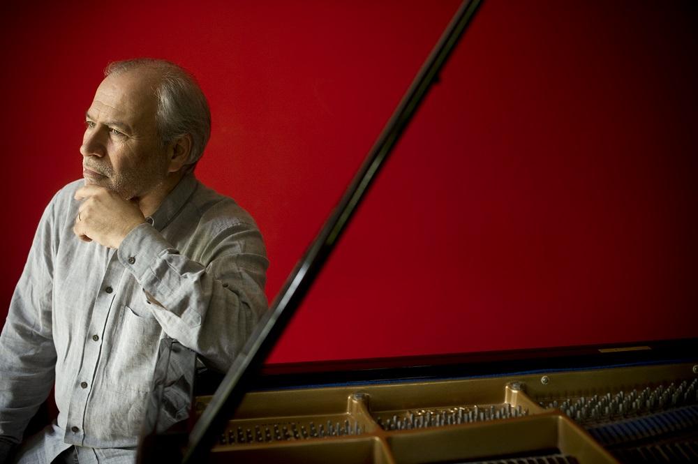 Hervé Sellin, Pianist