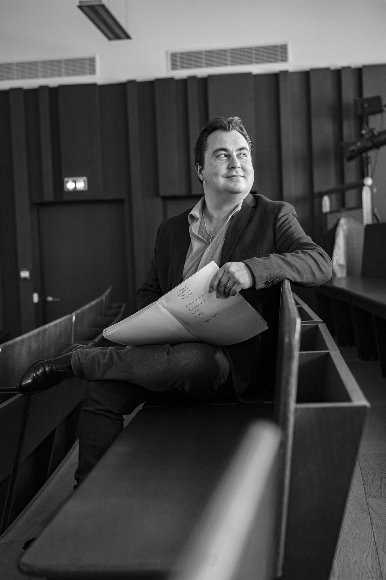Matthieu Stefanelli, klavier