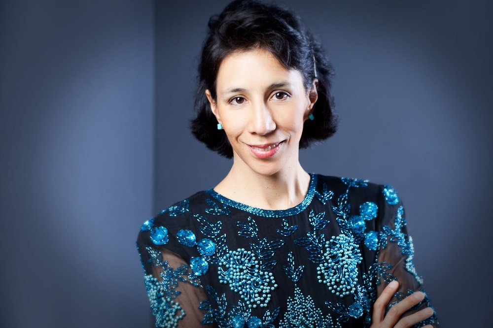 Leticia Gomez-Tagle, piano