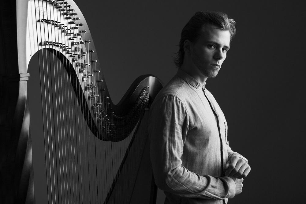 Alexander Boldachev, harpist