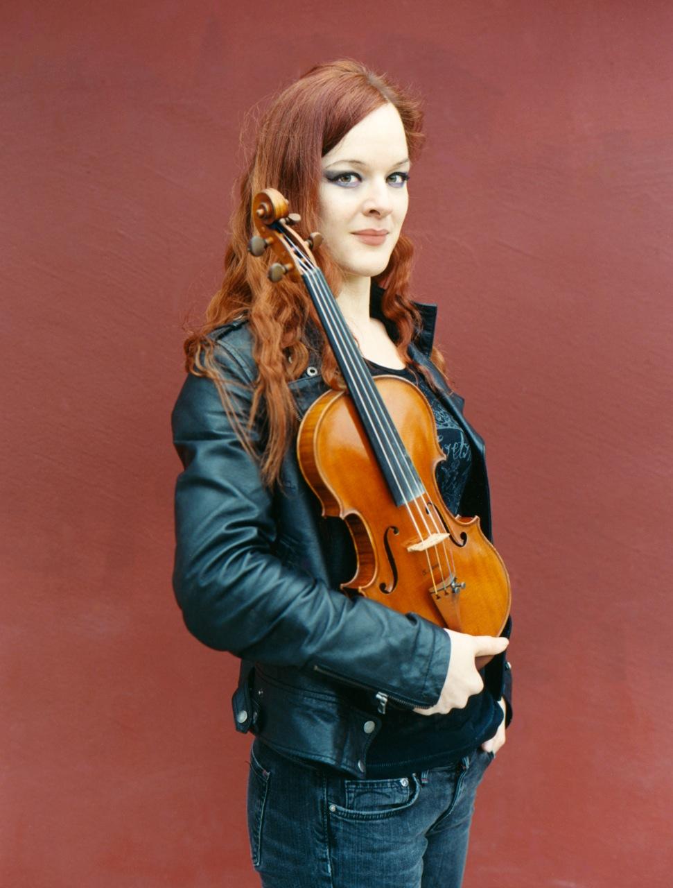 Rachel Kolly d'Alba, Geiger
