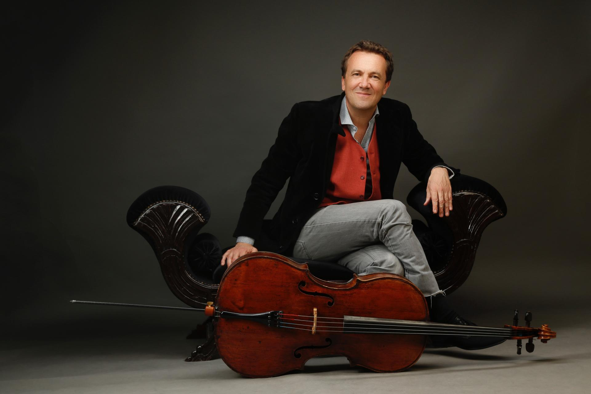 David Louwerse, cellist