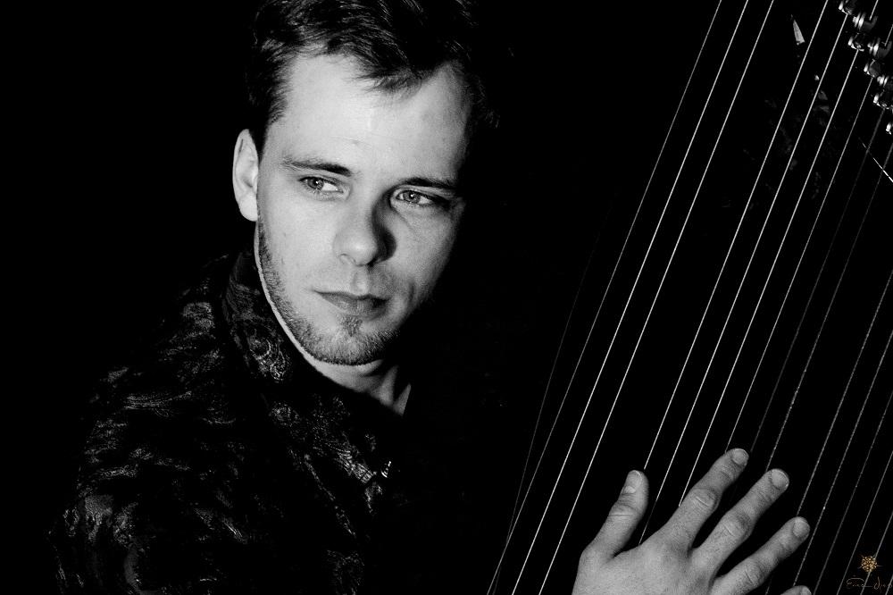 Alexander Boldachev, harpiste