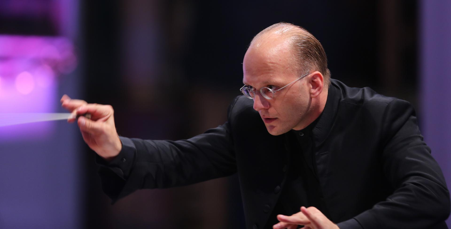 Hansjörg Albrecht, chef d'orchestre et organiste