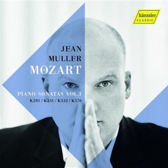 Jean Muller, Pianist