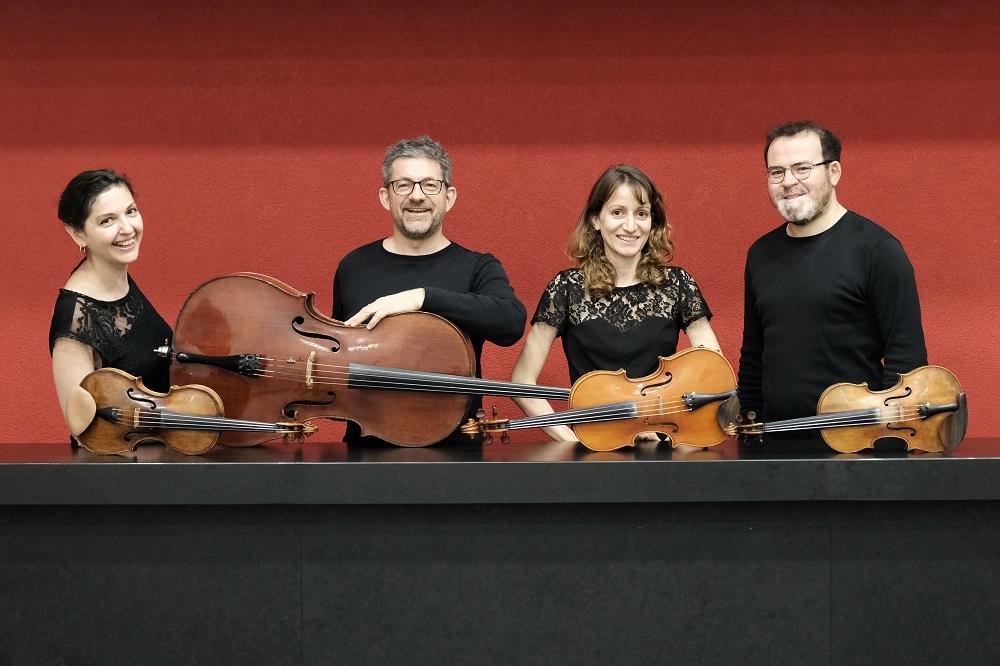 Quartett Terpsycordes